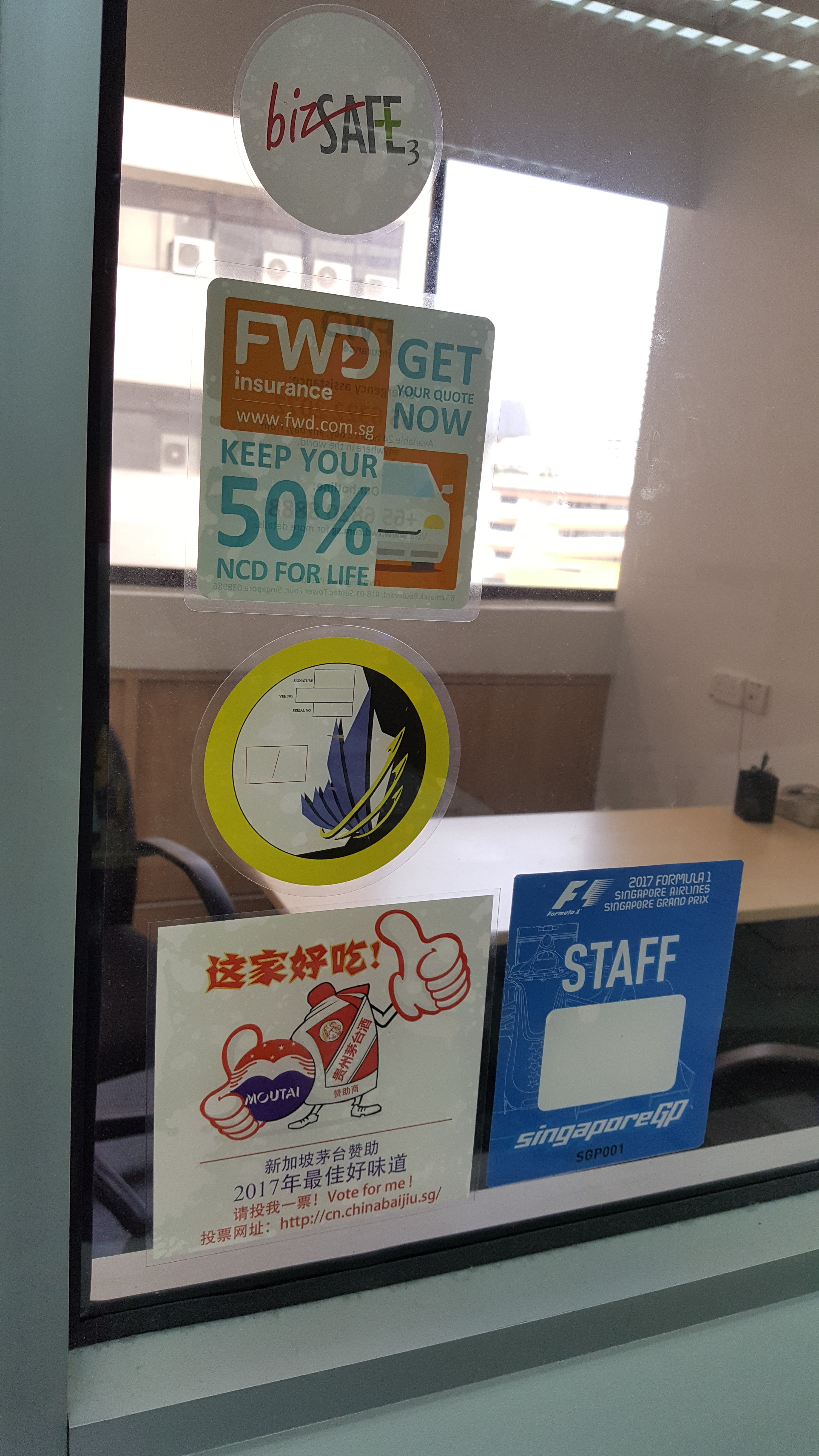 Sticker printing services in singapore
