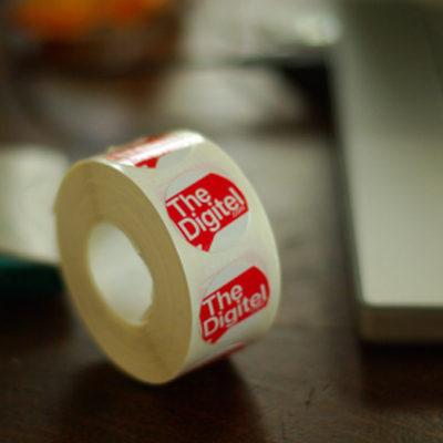 Example 3 of sticker printing service Singapore